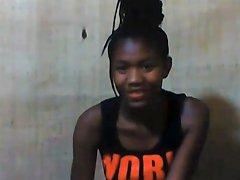 African College Girl Princess